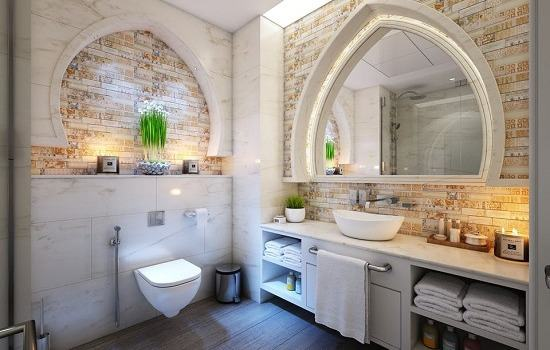 How to light your bathroom right?