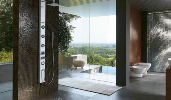 Why is it worth choosing hydromassage shower panels?