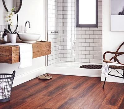 SOLID TIMBER IN A BATHROOM. GOOD OR BAD IDEA?