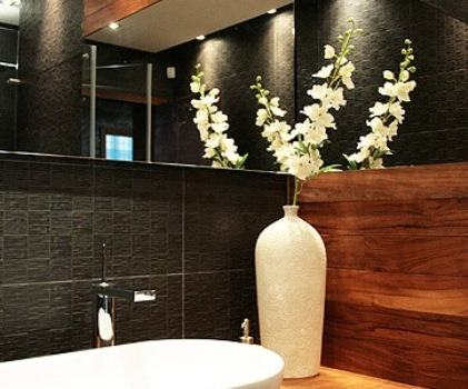 Which wood is suitable for the bathroom?