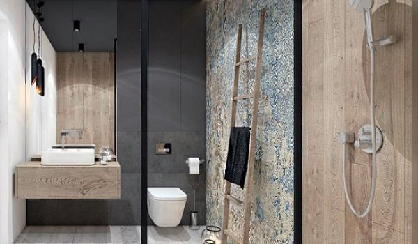 Are the wallpapers suitable for the bathroom?