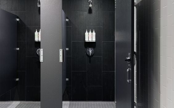 HOW TO DESIGN A FUNCTIONAL AND MODERN SHOWER IN THE PUBLIC SPACE? part 2