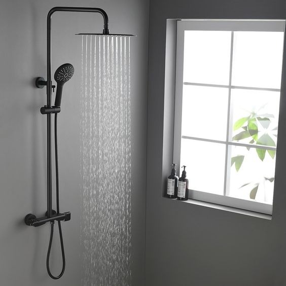 WHAT KIND OF SHOWER HEAD SHOULD YOU CHOOSE?
