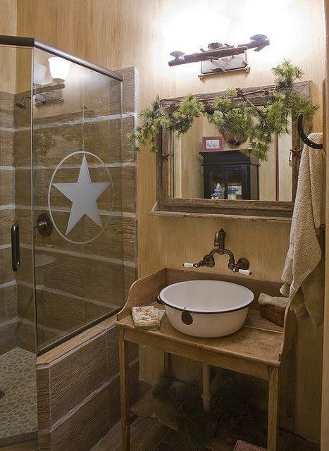 Peachy How Do Design A Rustic Style Bathroom Wet Rooms Design Download Free Architecture Designs Scobabritishbridgeorg