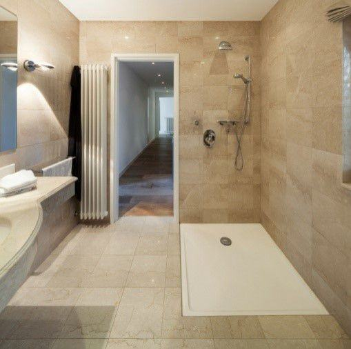 Wet Rooms Design - Walk In Shower and Mobility Issues