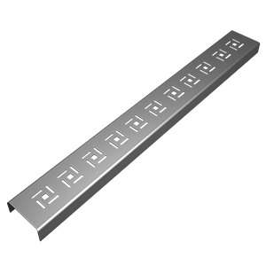Wet Room linear drain cover